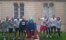 ARAG UK Bristol 10K run charity event